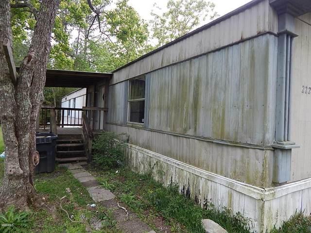 2227 Laurelglen Rd, Gautier, MS 39553 (MLS #364500) :: The Sherman Group