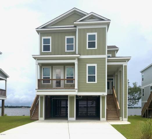 750 Bay Breeze Dr, Biloxi, MS 39532 (MLS #364516) :: The Sherman Group