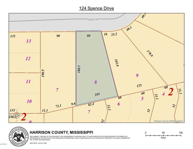 124 Spence Dr, Pass Christian, MS 39571 (MLS #364536) :: Berkshire Hathaway HomeServices Shaw Properties