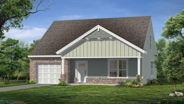 14832 Audubon Lake Blvd, Gulfport, MS 39503 (MLS #364537) :: Coastal Realty Group