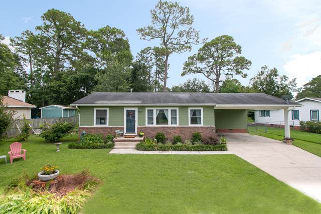 35 37th St, Gulfport, MS 39507 (MLS #364657) :: Berkshire Hathaway HomeServices Shaw Properties
