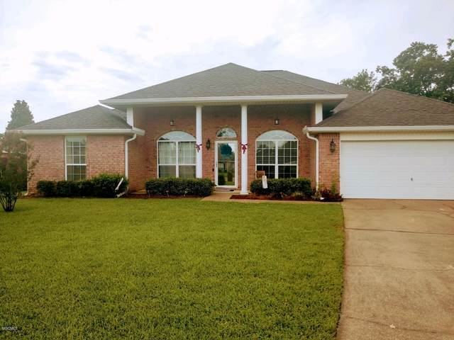 14350 Hillwood Cv, Gulfport, MS 39503 (MLS #364679) :: Coastal Realty Group
