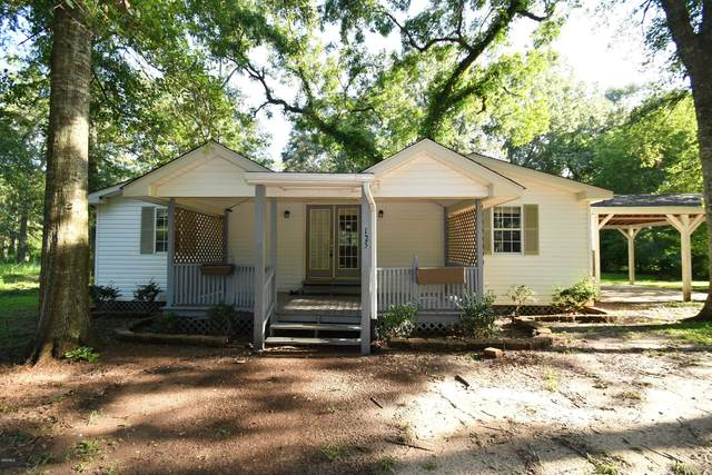 125 Smith Huff Dr, Lucedale, MS 39452 (MLS #364708) :: The Sherman Group