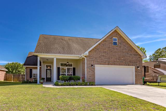 2412 Rue Beaux Chenes, Ocean Springs, MS 39564 (MLS #364719) :: Keller Williams MS Gulf Coast