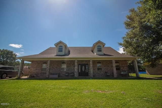 208 Idlewood Dr, Waveland, MS 39576 (MLS #364723) :: Coastal Realty Group