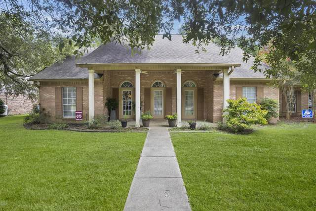3840 Chaumont Cir, Ocean Springs, MS 39564 (MLS #364764) :: The Sherman Group