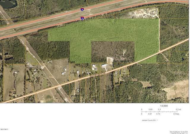 0 Old Fort Bayou Rd, Ocean Springs, MS 39564 (MLS #364818) :: Berkshire Hathaway HomeServices Shaw Properties