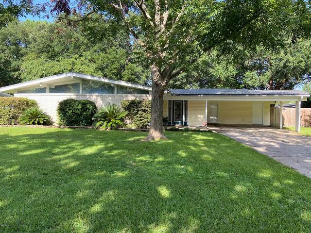 2310 Rosewood St, Pascagoula, MS 39567 (MLS #364838) :: Coastal Realty Group