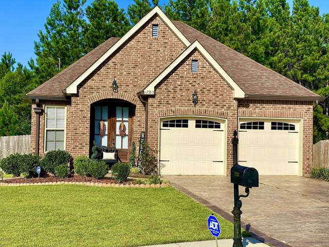 17213 Palm Ridge Dr, D'iberville, MS 39540 (MLS #364876) :: The Sherman Group