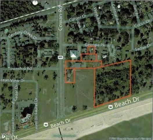 1410 E Beach Blvd, Gulfport, MS 39501 (MLS #364897) :: Berkshire Hathaway HomeServices Shaw Properties