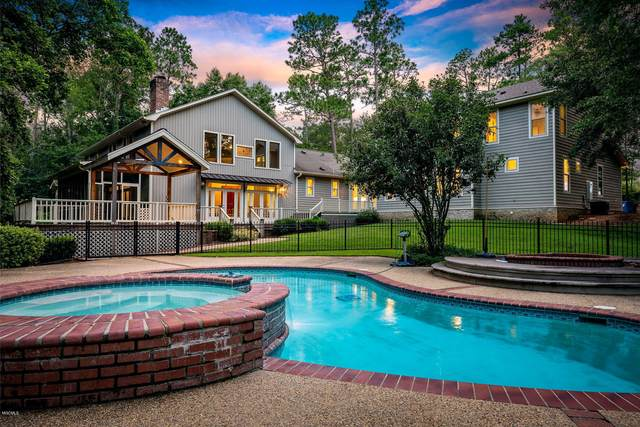 3409 Southaven Dr, Hattiesburg, MS 39402 (MLS #364921) :: Berkshire Hathaway HomeServices Shaw Properties