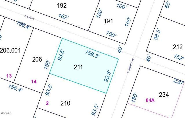0 Julia St Lot 1, Bay St. Louis, MS 39520 (MLS #364963) :: Berkshire Hathaway HomeServices Shaw Properties