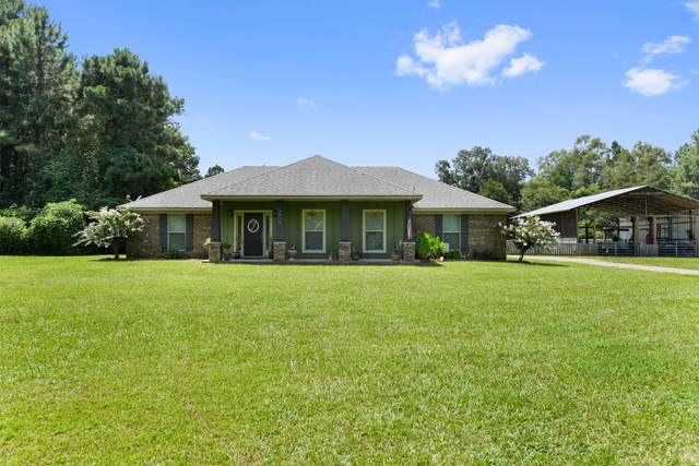 3412 Poticaw Bayou Rd, Vancleave, MS 39565 (MLS #364991) :: The Sherman Group