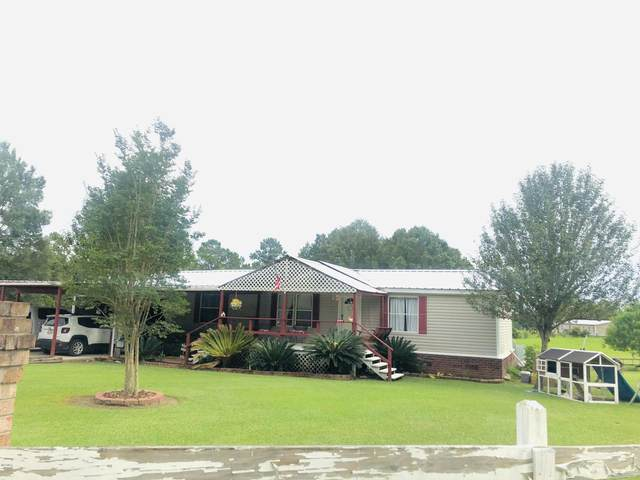109 Donley Burks Rd, Carriere, MS 39426 (MLS #365069) :: Berkshire Hathaway HomeServices Shaw Properties