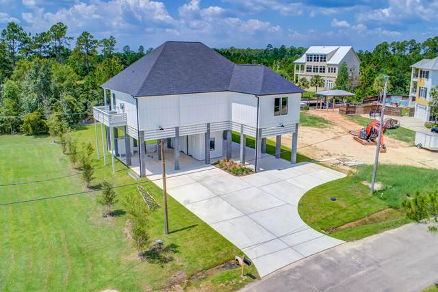 1416 Kanoa Way, Diamondhead, MS 39525 (MLS #365082) :: The Sherman Group
