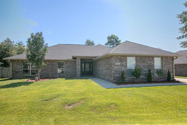116 Lavender Dr, Ocean Springs, MS 39564 (MLS #365106) :: The Sherman Group