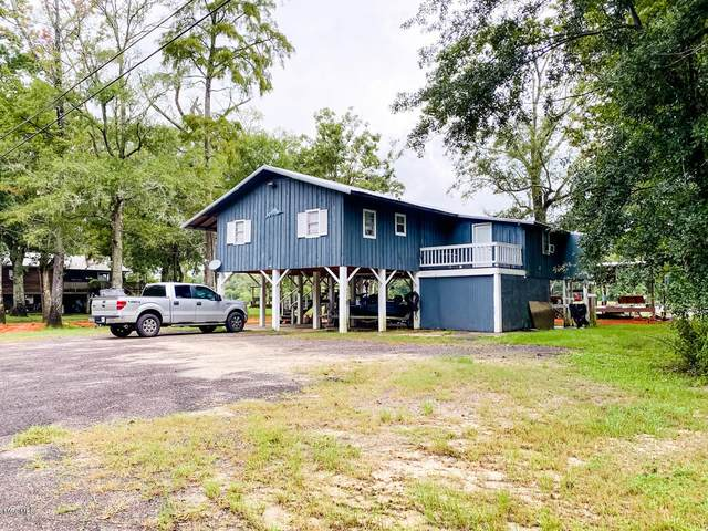 2401 Pascagoula River Rd, Moss Point, MS 39562 (MLS #365177) :: Coastal Realty Group