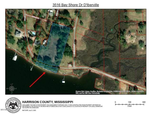 3516 Bay Shore Dr, D'iberville, MS 39540 (MLS #365226) :: The Sherman Group