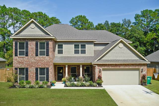 1012 Brackish Pl, Ocean Springs, MS 39564 (MLS #365238) :: The Sherman Group