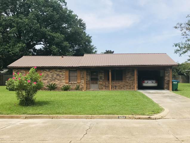 1407 Pawnee St, Pascagoula, MS 39581 (MLS #365255) :: The Sherman Group