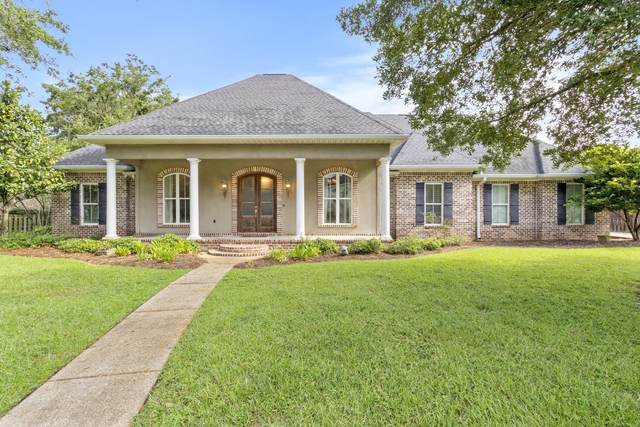 3016 Oakleigh Cir, Ocean Springs, MS 39564 (MLS #365264) :: Keller Williams MS Gulf Coast