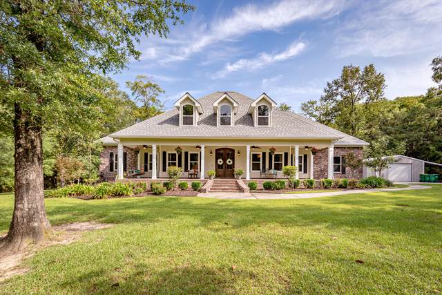 18236 Old River Rd, Vancleave, MS 39565 (MLS #365271) :: The Sherman Group