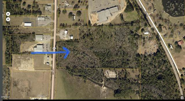 18 Acres Hwy 613, Moss Point, MS 39562 (MLS #365309) :: The Sherman Group