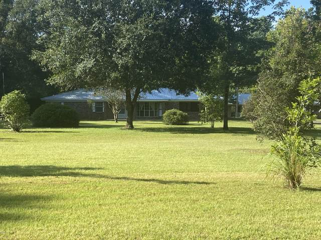 2431 D H Smith Rd, Vancleave, MS 39565 (MLS #365321) :: The Sherman Group