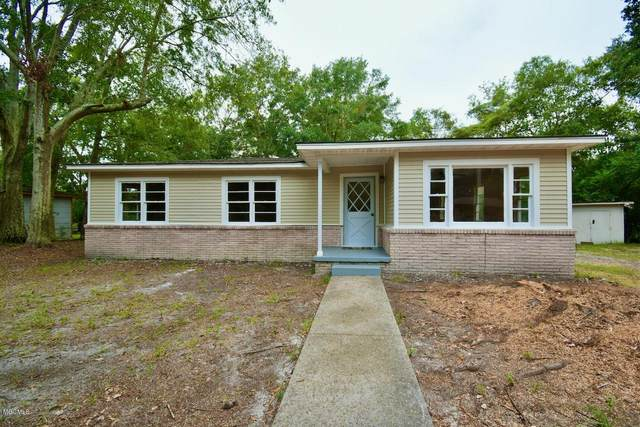 1827 41st Ave, Gulfport, MS 39501 (MLS #365336) :: The Sherman Group