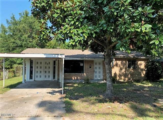 1721 62nd Ave, Gulfport, MS 39501 (MLS #365339) :: The Sherman Group