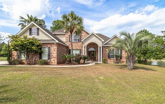 5066 Longbow Dr, Kiln, MS 39556 (MLS #365341) :: Coastal Realty Group