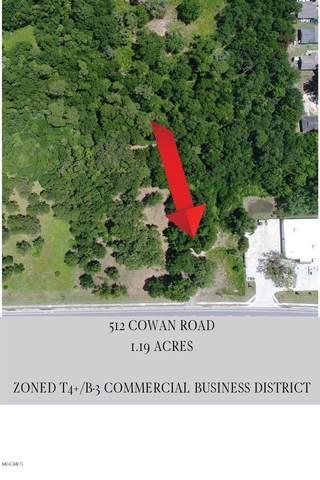 512 Cowan Rd, Gulfport, MS 39507 (MLS #365365) :: The Sherman Group