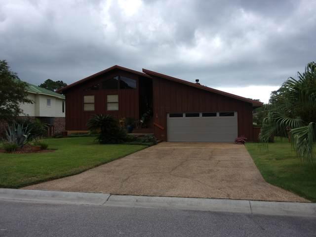 734 Live Oak Dr, Biloxi, MS 39532 (MLS #365380) :: The Sherman Group