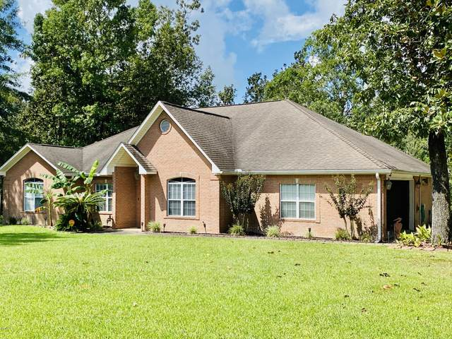 1413 Magnolia Bluff Dr, Gautier, MS 39553 (MLS #365409) :: The Sherman Group