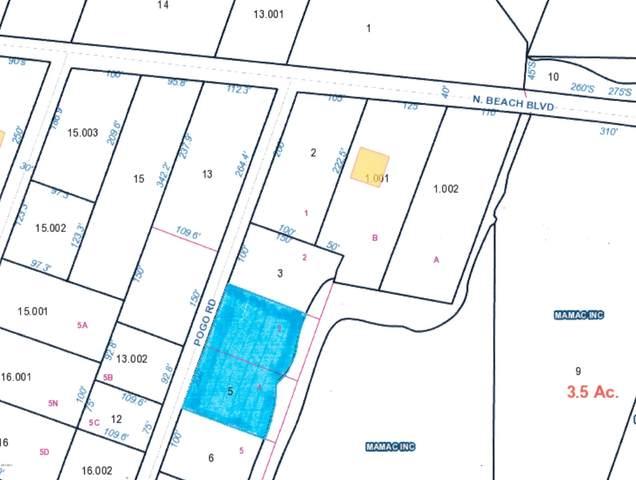 116 Pogo Rd, Bay St. Louis, MS 39520 (MLS #365446) :: Coastal Realty Group