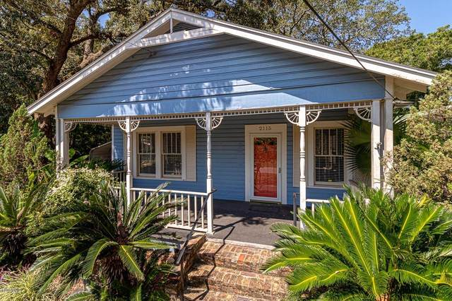 2115 18th Ave, Gulfport, MS 39501 (MLS #365532) :: The Sherman Group