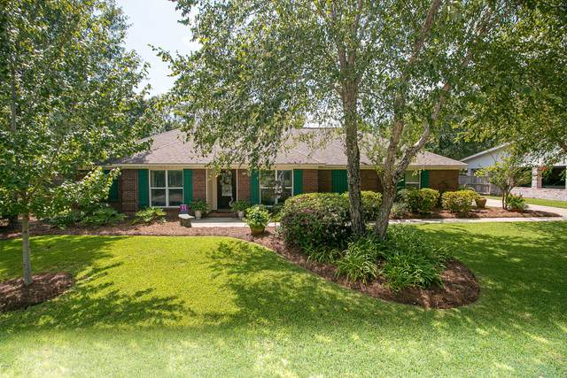 224 Boggs Cir, Long Beach, MS 39560 (MLS #365622) :: The Sherman Group