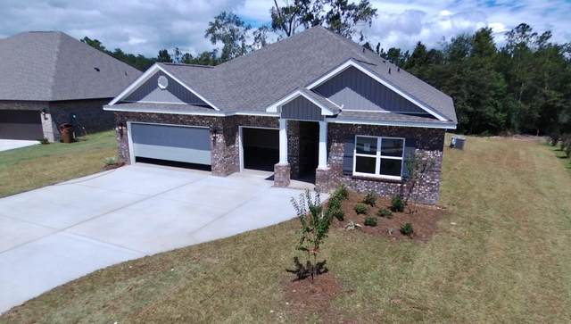 10717 Chapelwood Dr, Gulfport, MS 39503 (MLS #365724) :: Coastal Realty Group