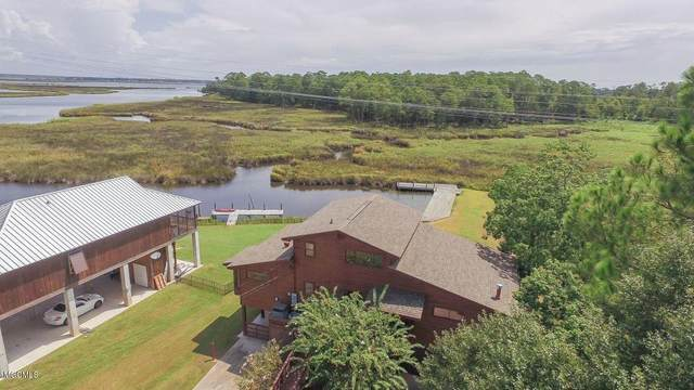 1312 Beards Cove Dr, Gulfport, MS 39507 (MLS #365748) :: Berkshire Hathaway HomeServices Shaw Properties
