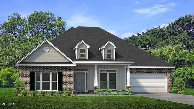 10735 Chapelwood Dr, Gulfport, MS 39503 (MLS #365772) :: Berkshire Hathaway HomeServices Shaw Properties