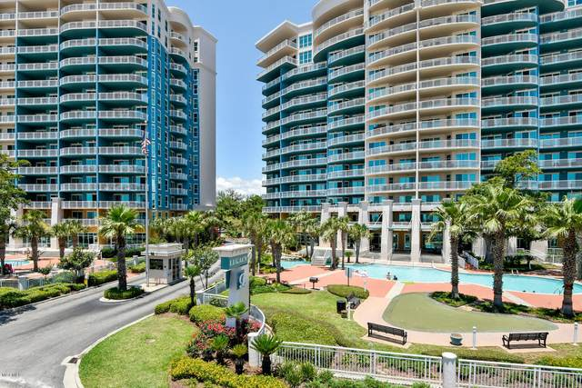 2230 Beach Dr #801, Gulfport, MS 39507 (MLS #365803) :: The Sherman Group