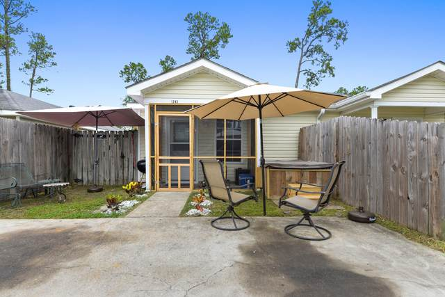 1243 37th St, Gulfport, MS 39501 (MLS #365834) :: The Sherman Group