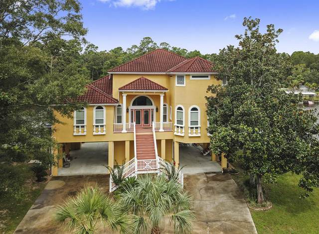 4000 Riverview Dr, D'iberville, MS 39540 (MLS #365846) :: Keller Williams MS Gulf Coast