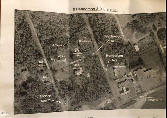 0 Henderson Ave, Pass Christian, MS 39571 (MLS #365874) :: The Sherman Group