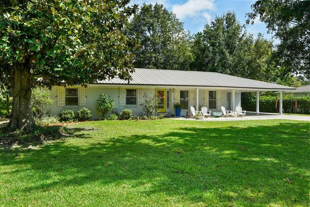507 Highland Dr, Bay St. Louis, MS 39520 (MLS #365907) :: Coastal Realty Group