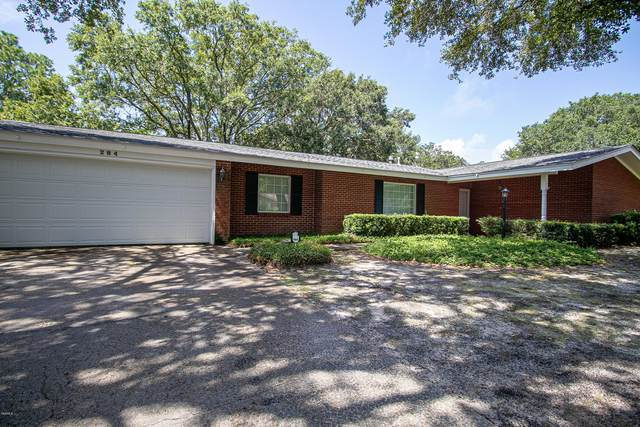 284 Oakwood Dr, Gulfport, MS 39507 (MLS #365909) :: Coastal Realty Group