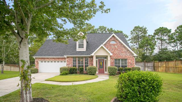 10013 W Mockingbird Cir, Ocean Springs, MS 39564 (MLS #365912) :: Keller Williams MS Gulf Coast