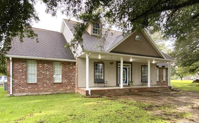 110 Ben Gill Lot B Rd, Carriere, MS 39426 (MLS #365919) :: The Sherman Group