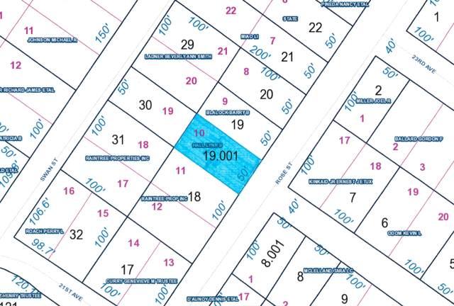 Lot 10 Rose St, Bay St. Louis, MS 39520 (MLS #366002) :: Keller Williams MS Gulf Coast