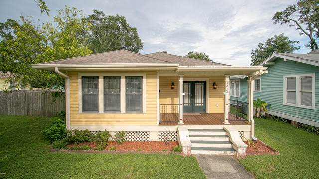 1212 32nd Ave, Gulfport, MS 39501 (MLS #366015) :: Coastal Realty Group